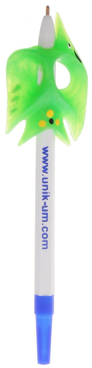 УникУМ Ручка-самоучка Тренажер для исправления техники письма цвет салатовыйPP-220Для того чтобы легко, быстро и красиво писать, необходимо научиться правильно держать ручку.Тренажер УникУм для переучивания детей и взрослых (правшей), которые научились держать ручку неправильно, позволяет быстро переучиться и выработать правильную технику письма. Взрослому не нужно постоянно стоять над ребенком, объясняя как должен располагаться каждый пальчик и какой должен быть наклон ручки. Достаточно помочь ребенку в первое время применения тренажера.Отличается от тренажера для обучения правшей большей фиксацией пальцев, что способствует исправлению неверных навыков письма. Тренажер также может быть полезен детям с нарушением тонкой моторики рук: с 2,5 лет - на карандаше, с 6 лет - на ручке.Изделие не предназначено для переучивания левшей писать правой рукой.