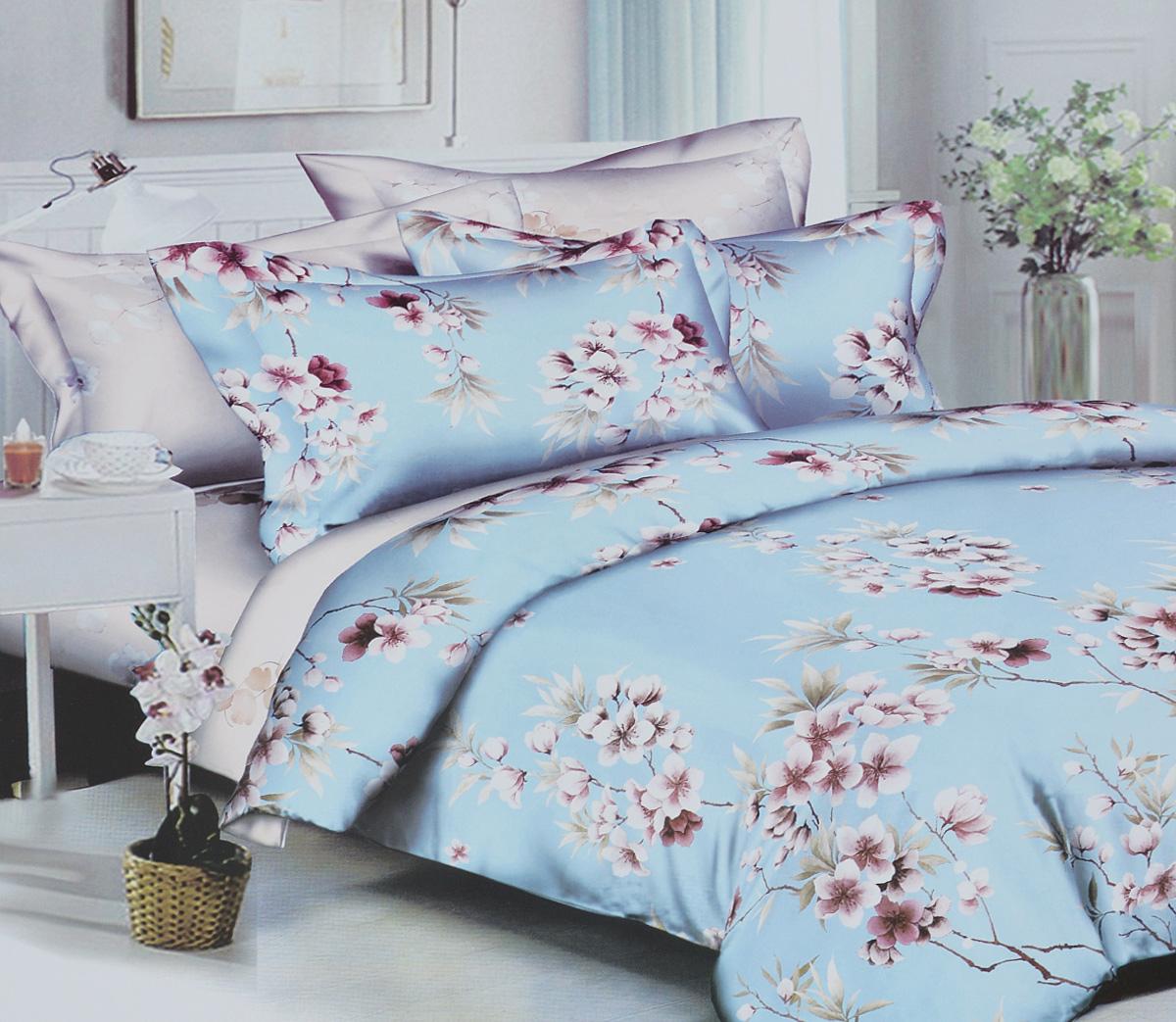 Комплект белья Primavera Classic Полевые цветы, 1,5-спальный, наволочки 70х7030/033-PPКомплект постельного белья Primavera Classic Полевые цветы является экологически безопасным для всей семьи, так как выполнен из высококачественного сатина (100% хлопка). Комплект состоит из пододеяльника на молнии, простыни и двух наволочек. Постельное белье оформлено ярким рисунком цветов и имеет изысканный внешний вид. Сатин - производится из высших сортов хлопка, а своим блеском и легкостью напоминает шелк. Постельное белье из сатина превращает жаркие летние ночи в прохладные и освежающие, а холодные зимние - в теплые и согревающие. Приобретая комплект постельного белья Primavera Classic Полевые цветы, вы можете быть уверенны в том, что покупка доставит вам и вашим близким удовольствие и подарит максимальный комфорт.