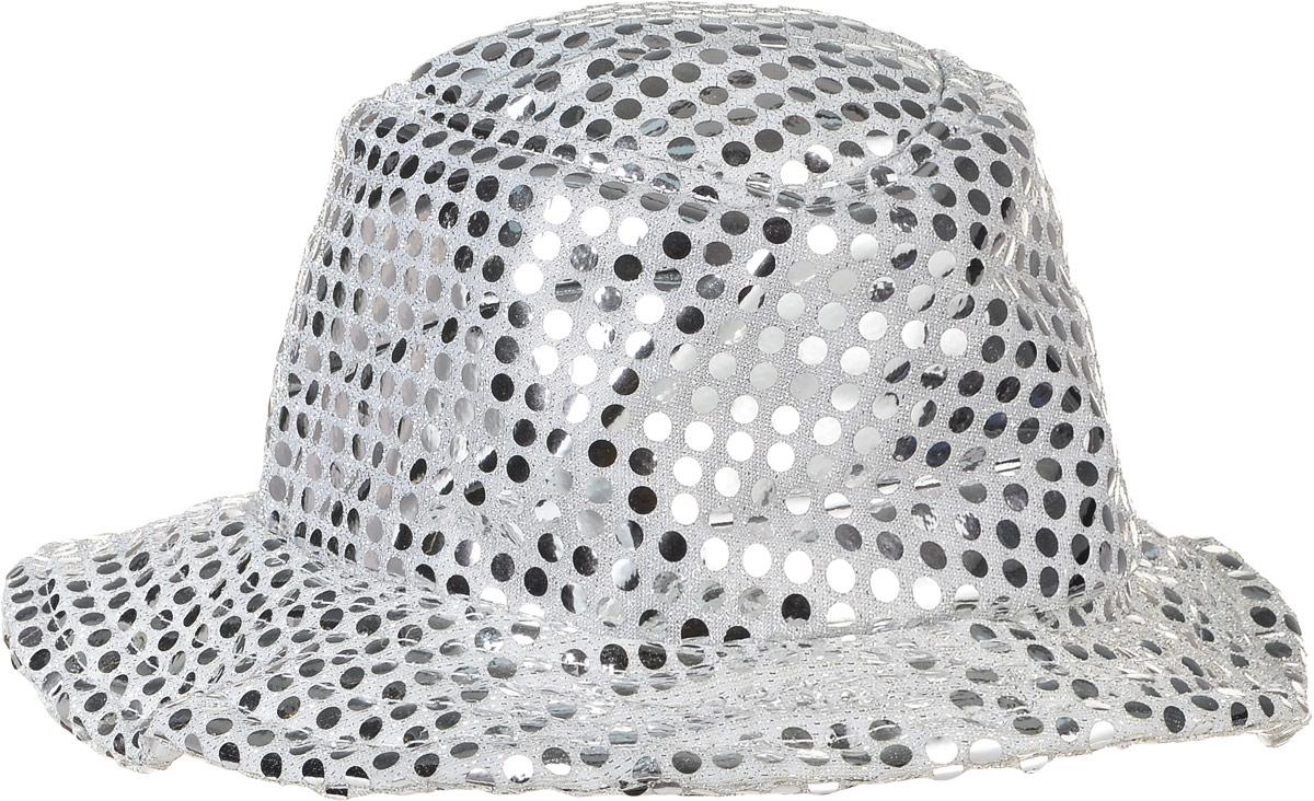Rio Аксессуар для карнавального костюма Блестящая шляпа -  Колпаки и шляпы