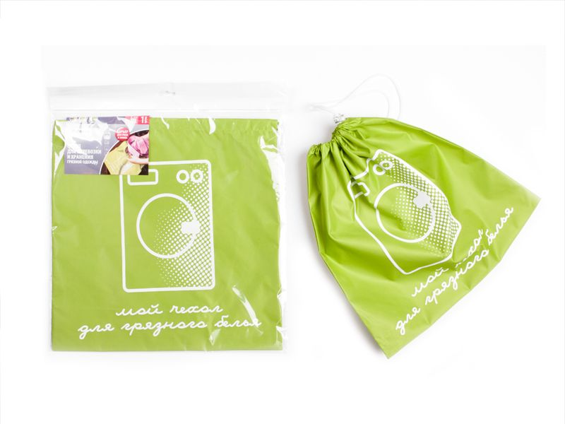 Чехол Paterra для перевозки грязной одежды, с затяжным шнуром, 40 х 40 см25051 7_желтыйЧехол Paterra, выполненный из прочного нейлона, обеспечите наилучший способ хранения и транспортировки грязных вещей, а также полностью исключите контакт между чистой и грязной одеждой в вашем чемодане.Чехол имеет особые усиленные швы, поэтому максимально устойчив к значительным механическим воздействиям. Сверху чехол надежно закрывается при помощи затяжного шнура и карабина.Размер чехла: 40 х 40 см.
