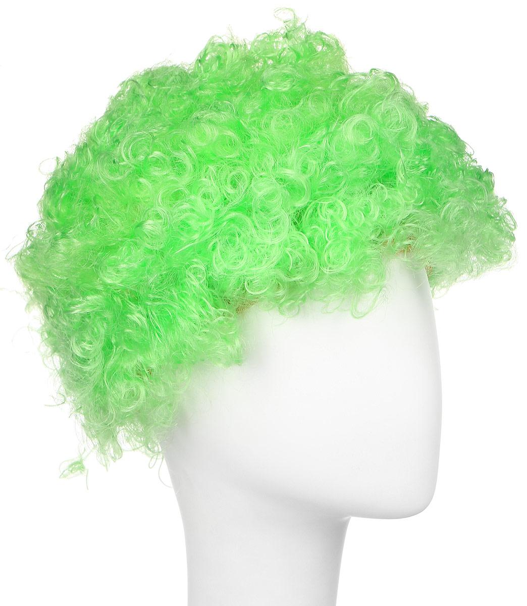 Rio Парик карнавальный цвет зеленый 5057 -  Парики