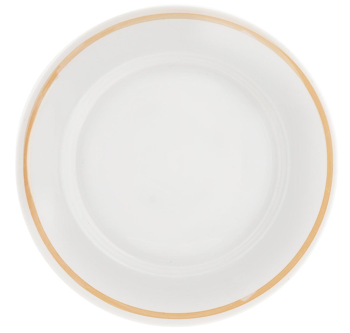 Тарелка десертная Фарфор Вербилок, диаметр 20 см. 8121240115510Десертная тарелка Фарфор Вербилок, изготовленная из фарфора. Такая тарелка прекрасно подходит как для торжественных случаев, так и для повседневного использования. Идеальна для подачи десертов, пирожных, тортов и многого другого. Она прекрасно оформит стол и станет отличным дополнением к вашей коллекции кухонной посуды. Диаметр тарелки (по верхнему краю): 20 см.