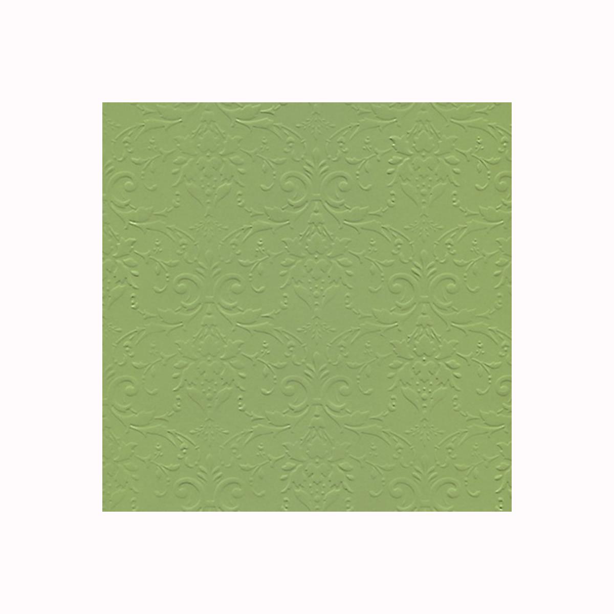 Бумага фактурная Лоза Дамасский узор, цвет: ярко-зеленый, 3 листаC0038550Фактурная бумага для скрапбукинга Лоза Дамасский узор позволит создать красивый альбом, фоторамку или открытку ручной работы, оформить подарок или аппликацию. Набор включает в себя 3 листа из плотной бумаги.Скрапбукинг - это хобби, которое способно приносить массу приятных эмоций не только человеку, который этим занимается, но и его близким, друзьям, родным. Это невероятно увлекательное занятие, которое поможет вам сохранить наиболее памятные и яркие моменты вашей жизни, а также интересно оформить интерьер дома. Плотность бумаги: 200 г/м2.