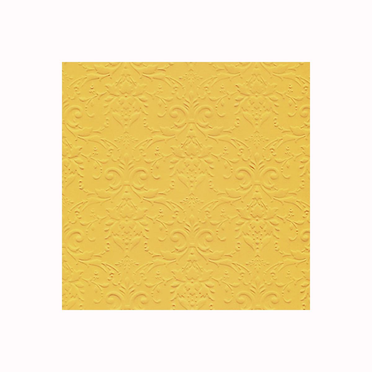 Бумага фактурная Лоза Дамасский узор, цвет: ярко-желтый, 3 листаC0038550Фактурная бумага для скрапбукинга Лоза Дамасский узор позволит создать красивый альбом, фоторамку или открытку ручной работы, оформить подарок или аппликацию. Набор включает в себя 3 листа из плотной бумаги.Скрапбукинг - это хобби, которое способно приносить массу приятных эмоций не только человеку, который этим занимается, но и его близким, друзьям, родным. Это невероятно увлекательное занятие, которое поможет вам сохранить наиболее памятные и яркие моменты вашей жизни, а также интересно оформить интерьер дома. Плотность бумаги: 200 г/м2.