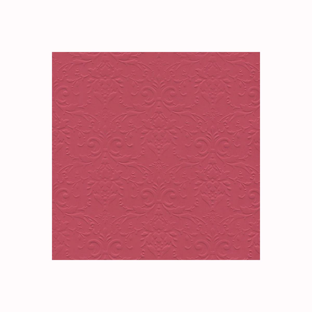 Бумага фактурная Лоза Дамасский узор, цвет: красный, 3 листа09840-20.000.00Фактурная бумага для скрапбукинга Лоза Дамасский узор позволит создать красивый альбом, фоторамку или открытку ручной работы, оформить подарок или аппликацию. Набор включает в себя 3 листа из плотной бумаги. Скрапбукинг - это хобби, которое способно приносить массу приятных эмоций не только человеку, который этим занимается, но и его близким, друзьям, родным. Это невероятно увлекательное занятие, которое поможет вам сохранить наиболее памятные и яркие моменты вашей жизни, а также интересно оформить интерьер дома.Плотность бумаги: 200 г/м2.