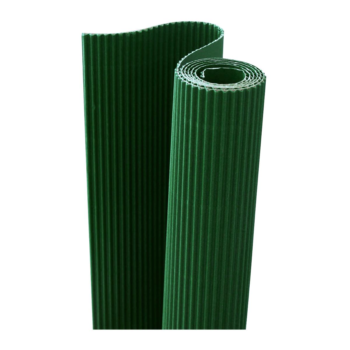Картон гофрированный Folia, цвет: зеленый, 50 х 70 см7710888_51 зеленыйДвухслойный гофрированный картон Folia в основном применяется для декорирования. Он состоит из одного слоя плоского картона и слоя бумаги, имеющую волнообразную (гофрированную) форму. Отличается малым весом и высокими физическими параметрами.Применение: для дизайнерских и оформительских работ, для декоративного детского творчества. Также такой материал хорошо зарекомендовал себя в качестве упаковочного материала.