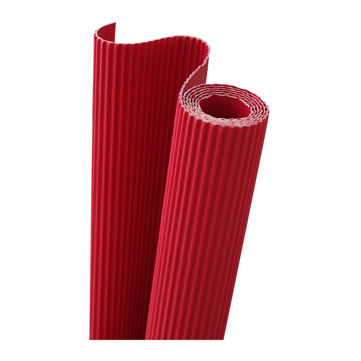 Картон гофрированный Folia, цвет: красный, 50 х 70 см72523WDДвухслойный гофрированный картон Folia в основном применяется длядекорирования. Он состоит из одного слояплоского картона и слоя бумаги, имеющую волнообразную (гофрированную) форму.Отличается малым весом и высокими физическими параметрами.Применение: для дизайнерских и оформительских работ, для декоративногодетского творчества. Также такой материал хорошо зарекомендовал себя вкачестве упаковочного материала.