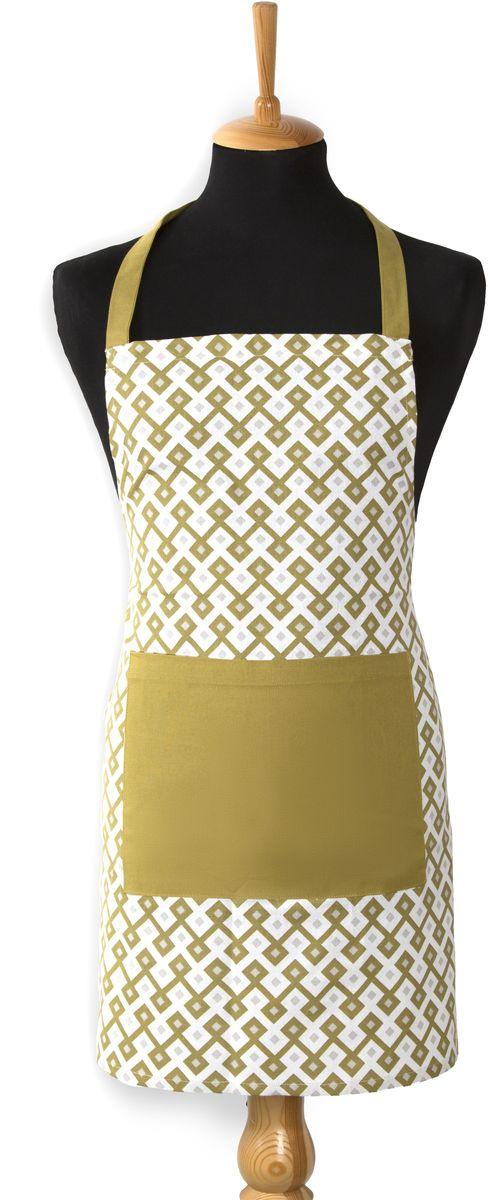 Фартук кухонный Daily by Togas Стенли, 65 х 70 смVT-1520(SR)Кухонный фартук Daily by Togas Стенли изготовлен из хлопка и оформлен ярким принтом. Изделие предотвратит промокание одежды, если на фартук попадет вода. Завязки на талии помогут идеально подогнать фартук под нужный размер. Размер фартука: 65 х 70 см.