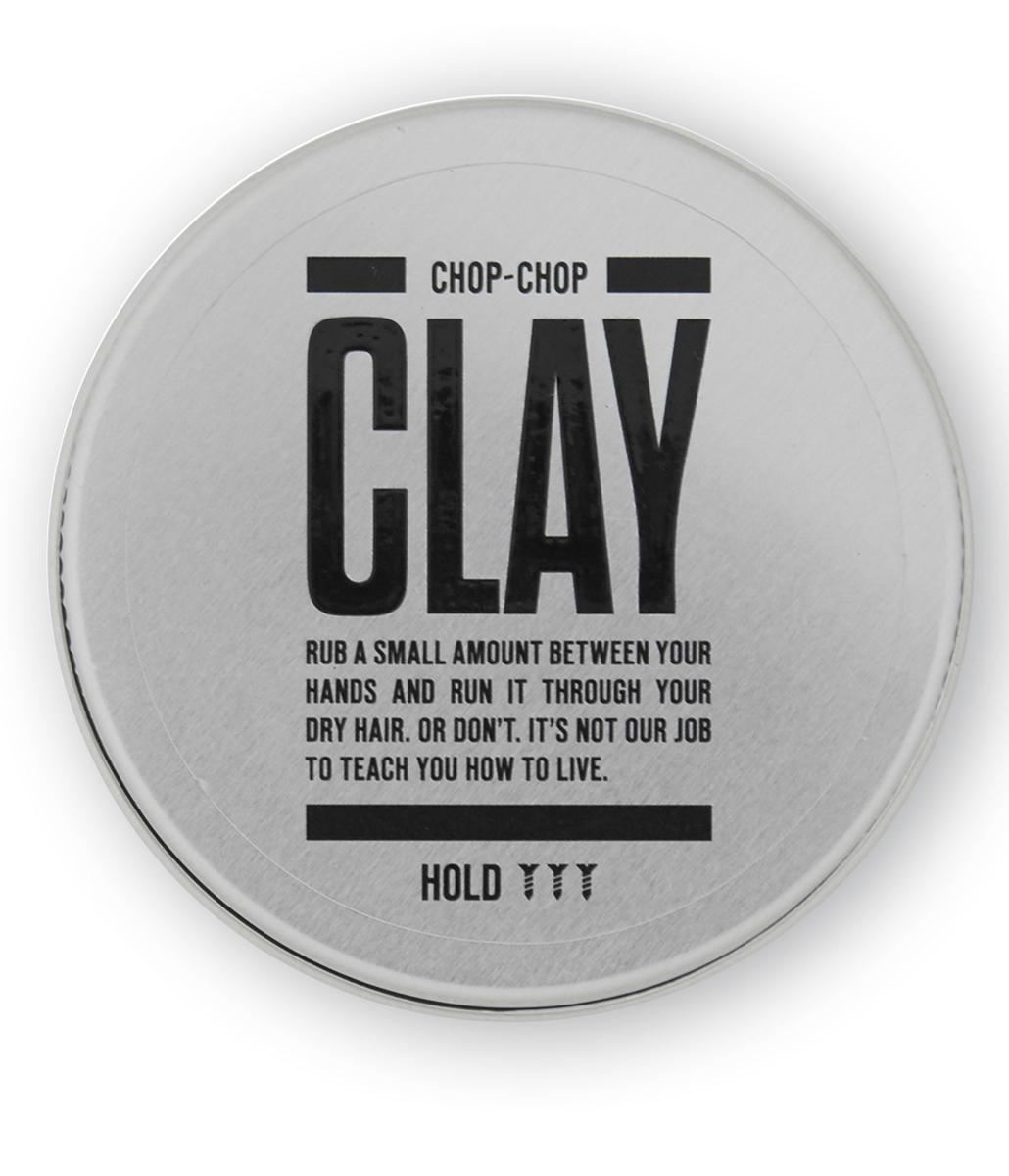 Chop-Chop Глина для волос, 50 млMP59.4DГлина для укладки волос с сильной фиксацией, которая идеальна для классических коротких мужских стрижек. Эта глина вобрала в себя весь опыт мастеров самой крупной сети мужских парикмахерских в мире CHOP-CHOP.Активные ингредиентыЗа гладкость и стойкость прически отвечает пчелиный воск. Благодаря масляным компонентам сырой пчелиный воск естественным образом защищает и питает волосы и кожу головы.Процентное содержание более 20%.В основе смеси эфирных масел- глубокий и сложный аромат самого дорогого эфирного масла душистого тропического растения ветивера в сочетании с бергамотом и мандарином. Процентное содержание около 0,5%. Содержит натуральную белую глину. Процентное содержание - более 30%. Не содержит консервантов!Глина для укладки волос с сильной фиксацией, которая идеальна для классических коротких мужских стрижек. Эта глина вобрала в себя весь опыт мастеров самой крупной сети мужских парикмахерских в мире CHOP-CHOP.Активные ингредиентыЗа гладкость и стойкость прически отвечает пчелиный воск. Благодаря масляным компонентам сырой пчелиный воск естественным образом защищает и питает волосы и кожу головы.Процентное содержание более 20%.В основе смеси эфирных масел- глубокий и сложный аромат самого дорогого эфирного масла душистого тропического растения ветивера в сочетании с бергамотом и мандарином. Процентное содержание около 0,5%. Содержит натуральную белую глину. Процентное содержание - более 30%. Не содержит консервантов!