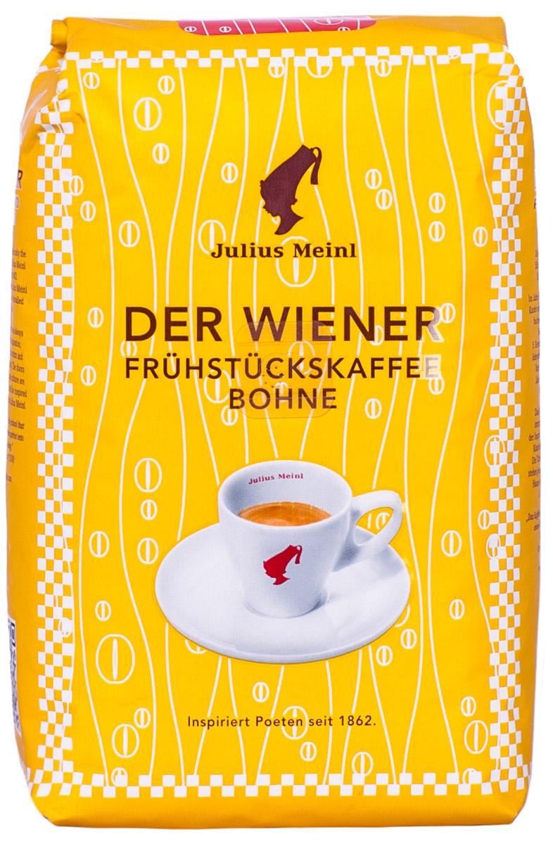 Julius Meinl По-венски кофе в зернах, 500 гЦБ115641Очень плотный и насыщенный эспрессо. Отлично подойдет для утреннего пробуждения. Яркие шоколадные тона настроят вас на хороший день.