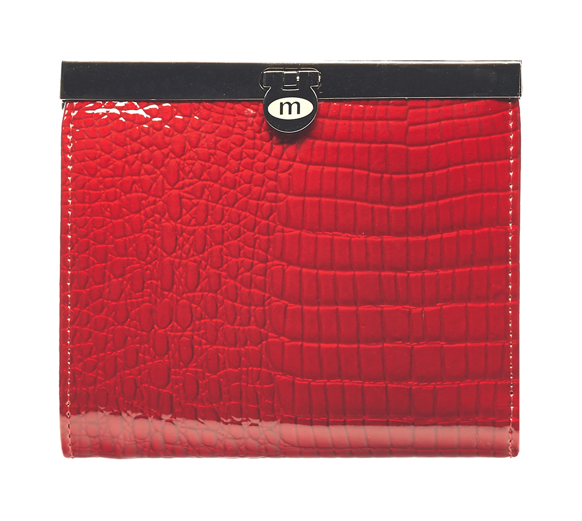 Кошелек женский Malgrado, цвет: красный. 44009-44BM8434-58AEСтильный кошелек Malgrado изготовлен из натуральной кожи красного цвета с декоративным тиснением под рептилию. Внутри содержит три основных отделения, одно из которых на молнии, отделение для мелочи, которое расположено внутри кошелька и закрывается на кнопку. В кошельке есть три кармашка для карточек, визиток, кредиток, два прозрачных кармашка, в которые можно положить пропуск, проездной билет или фотографию. Так же есть дополнительное небольшое отделение под кармашком для монет. Закрывается кошелек на небольшой металлический замочек.Кошелек упакован в коробку из плотного картона с логотипом фирмы. Такой кошелек станет замечательным подарком человеку, ценящему качественные и практичные вещи. Характеристики:Материал: натуральная кожа, текстиль, металл. Размер кошелька: 11 см х 9,5 см х 2 см. Цвет: красный. Размер упаковки: 12,5 см х 11 см х 3,5 см. Артикул: 44009-44.