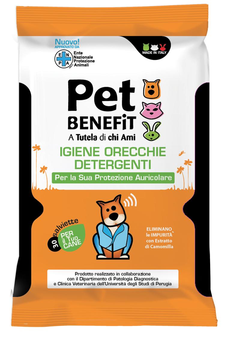 Влажные салфетки очищающие Pen Benefit, для ухода за ушками животных, 30 шт048001RUВлажные салфетки для очищения ушек собак с глицерином. Идеально подходит для ежедневного ухода. Удаляет пыль, выделения и содержат специфический активный растворитель, который позволяет быстро и легко очистить ушки животного, не вызывая дискомфорт или боль. При регулярном использовании предотвращают развитие различных инфекций. Благодаря практичной упаковке их удобно брать на улицу и использовать дома. Салфетки идеально подходят для быстрой, безопасной и удобной очистки ушек без применения воды.
