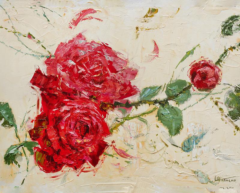Канвасы Postermarket Дикие розы, 40 х 50 см74-0060Канвас - это специальная современная технология печати на холсте. Из любимых фотографий или понравившихся вам изображений, которых в Интернете неограниченное количество, вы можете сделать собственную фотокартину.Холст изготовлен из полиэстера, рамка - из дерева.Размер панно: 400 x 500 мм.