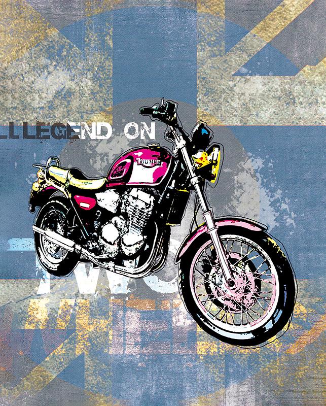 Канвасы Postermarket Мотоцикл, 40 х 50 см4607161054482Канвас - это специальная современная технология печати на холсте. Из любимых фотографий или понравившихся вам изображений, которых в Интернете неограниченное количество, вы можете сделать собственную фотокартину.Холст изготовлен из полиэстера, рамка - из дерева.Размер панно: 400 x 500 мм.