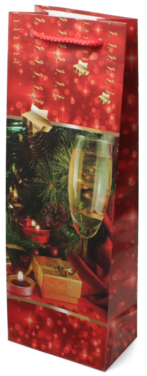 Пакет подарочный МегаМАГ Новый год, 12,3 х 36,2 х 7,8 см. 495 BSS 4041Подарочный пакет МегаМАГ, изготовленный из плотной ламинированной бумаги, станет незаменимым дополнением к выбранному подарку. Для удобной переноски на пакете имеются две ручки-шнурки.Подарок, преподнесенный в оригинальной упаковке, всегда будет самым эффектным и запоминающимся. Окружите близких людей вниманием и заботой, вручив презент в нарядном, праздничном оформлении.