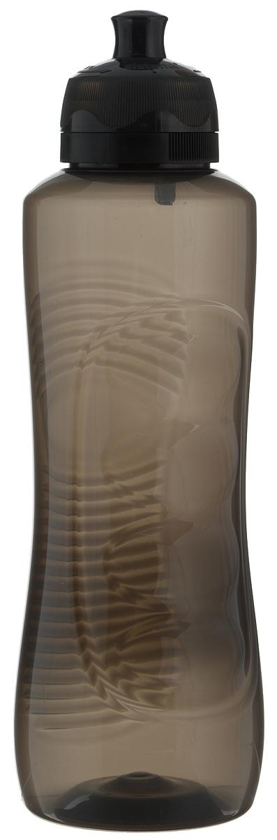 Бутылка для воды Sistema Twist n Sip, цвет: черный, 800 млAS009Стильная бутылка для воды Sistema Twist n Sip, изготовленная из пластика, оснащена крышкой, которая плотно и герметично закрывается. Широкое отверстие позволяет удобно наливать жидкость и добавлять лед. Бутылка оснащена просто открывающимся и, в то же время надежным защитным клапаном. Подходит для велосипедных держателей.