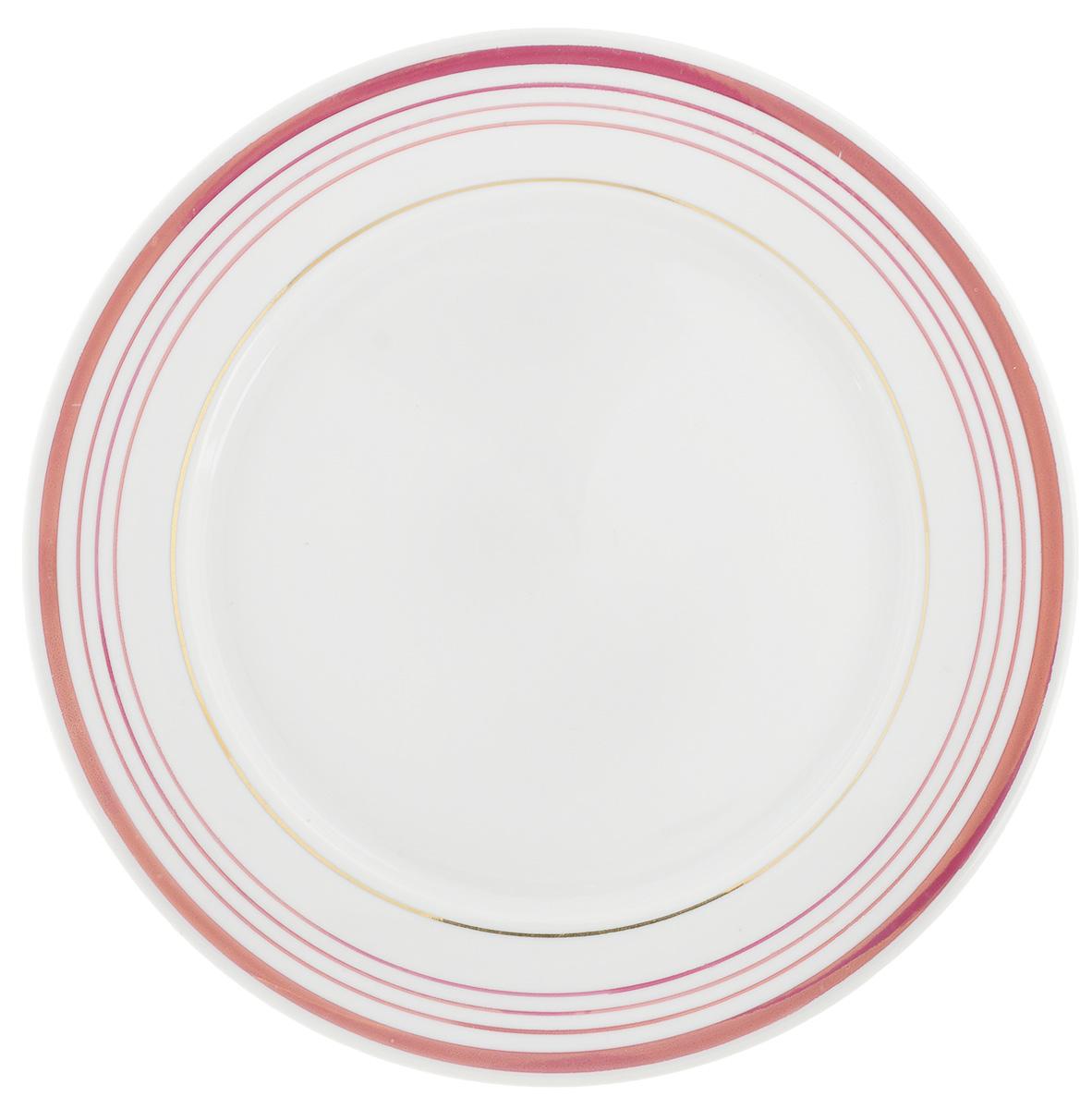 Тарелка Фарфор Вербилок, диаметр 24 см. 2507230054 009312Тарелка Фарфор Вербилок, изготовленная из высококачественного фарфора, имеет изысканный внешний вид. Яркий дизайн придется по вкусу и ценителям классики, и тем, кто предпочитает современный стиль. Тарелка Фарфор Вербилок идеально подойдет для сервировки стола и станет отличным подарком к любому празднику.Диаметр тарелки: 24 см.Высота тарелки: 1,5 см.