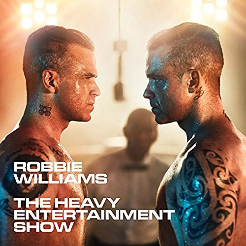 Робби Уильямс Robbie Williams. The Heavy Entertainment Show robbie williams live in tallinn blu ray