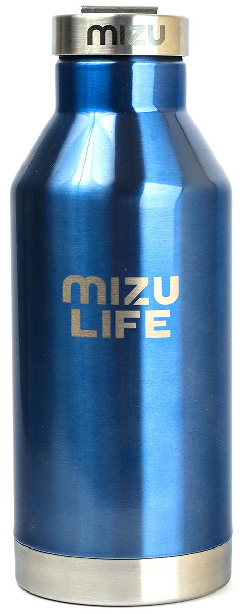Термобутылка для жидкостей Mizu V6, цвет: голубой, 600 мл115510Бутылка термос из пищевой нержавеющей стали для тех, кто заботится об окружающей среде и своем здоровье. Объем: 600 мл.Диаметр: 7, 5 см. Обхват: 25, 2 см. Высота (с крышкой): 21, 5 см. Нержавеющая крышка из стали с кольцомСохраняет горячее до 12 часов и холодное до 18 часов. Сохраняет температуру .Не содержит вредного BPA .Многоразовое использование. Материал: пищевая нержавеющая сталь сорта 18/8.