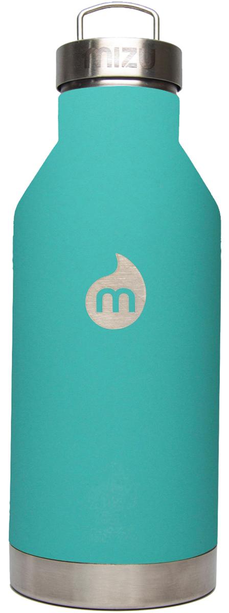 Термобутылка для жидкостей Mizu V6, цвет: ментоловый, 600 мл650481Бутылка-термос Mizu V6 с крышкой с кольцом, выполненная из пищевой нержавеющей стали, отлично подойдет для тех, кто заботится об окружающей среде и своем здоровье. Ее удобно брать с собой в путешествия, походы и на рыбалку.Бутылка сохраняет горячее до 12 часов и холодное до 18 часов. Не содержит вредного BPA .Объем: 600 мл.Диаметр: 7, 5 см. Обхват: 25, 2 см. Высота (с крышкой): 21, 5 см.