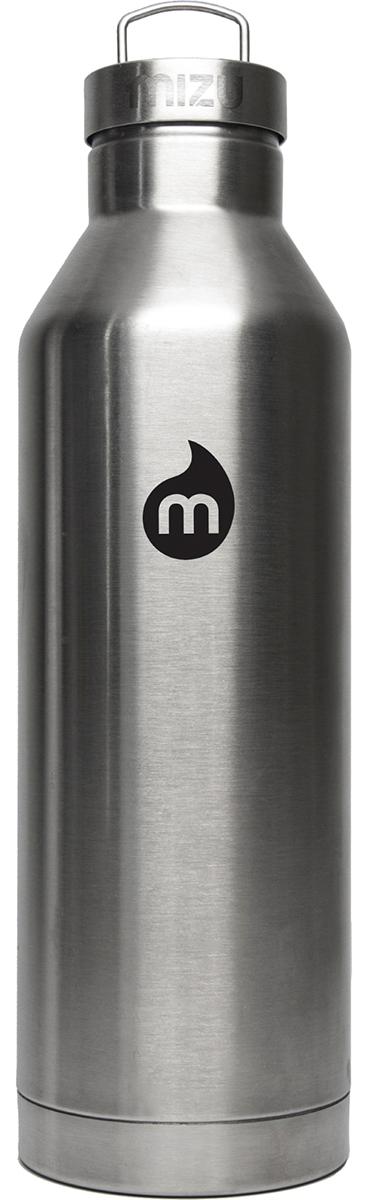 Термобутылка для жидкостей Mizu V8, цвет: черный, 800 млVT-1520(SR)Бутылка термос из пищевой нержавеющей стали для тех, кто заботится об окружающей среде и своем здоровье. Объем: 800 мл.Диаметр: 7, 5 см. Обхват: 24 см. Высота (с крышкой): 26, 5 см. Нержавеющая крышка из стали с кольцомСохраняет горячее до 12 часов и холодное до 18 часов. Сохраняет температуру: горячее до 12 часов, холодное до 18 часов .Не содержит вредного BPA .Многоразовое использование. Материал: пищевая нержавеющая сталь сорта 18/8.