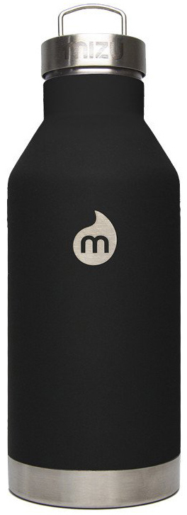Термобутылка для жидкостей Mizu V6, цвет: черный, 600 мл650114Бутылка-термос Mizu V6 с крышкой с кольцом, выполненная из пищевой нержавеющей стали, отлично подойдет для тех, кто заботится об окружающей среде и своем здоровье. Ее удобно брать с собой в путешествия, походы и на рыбалку.Бутылка сохраняет горячее до 12 часов и холодное до 18 часов. Не содержит вредного BPA .Объем: 600 мл.Диаметр: 7, 5 см. Обхват: 25, 2 см. Высота (с крышкой): 21, 5 см.