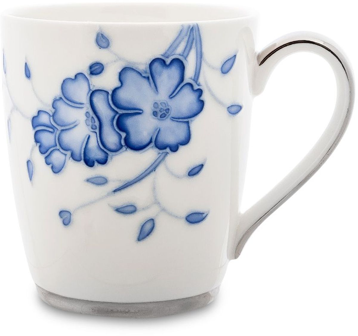 Кружка Pavone Голубая бабочка, 300 мл. 451605115510Высота: 9 см
