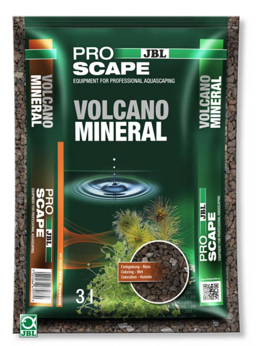 Высокопористый вулканический гравий JBL ProScape Volcano Mineral, 3 л86951JBL ProScape Volcano Mineral - Высокопористый вулканический гравий, 3 л