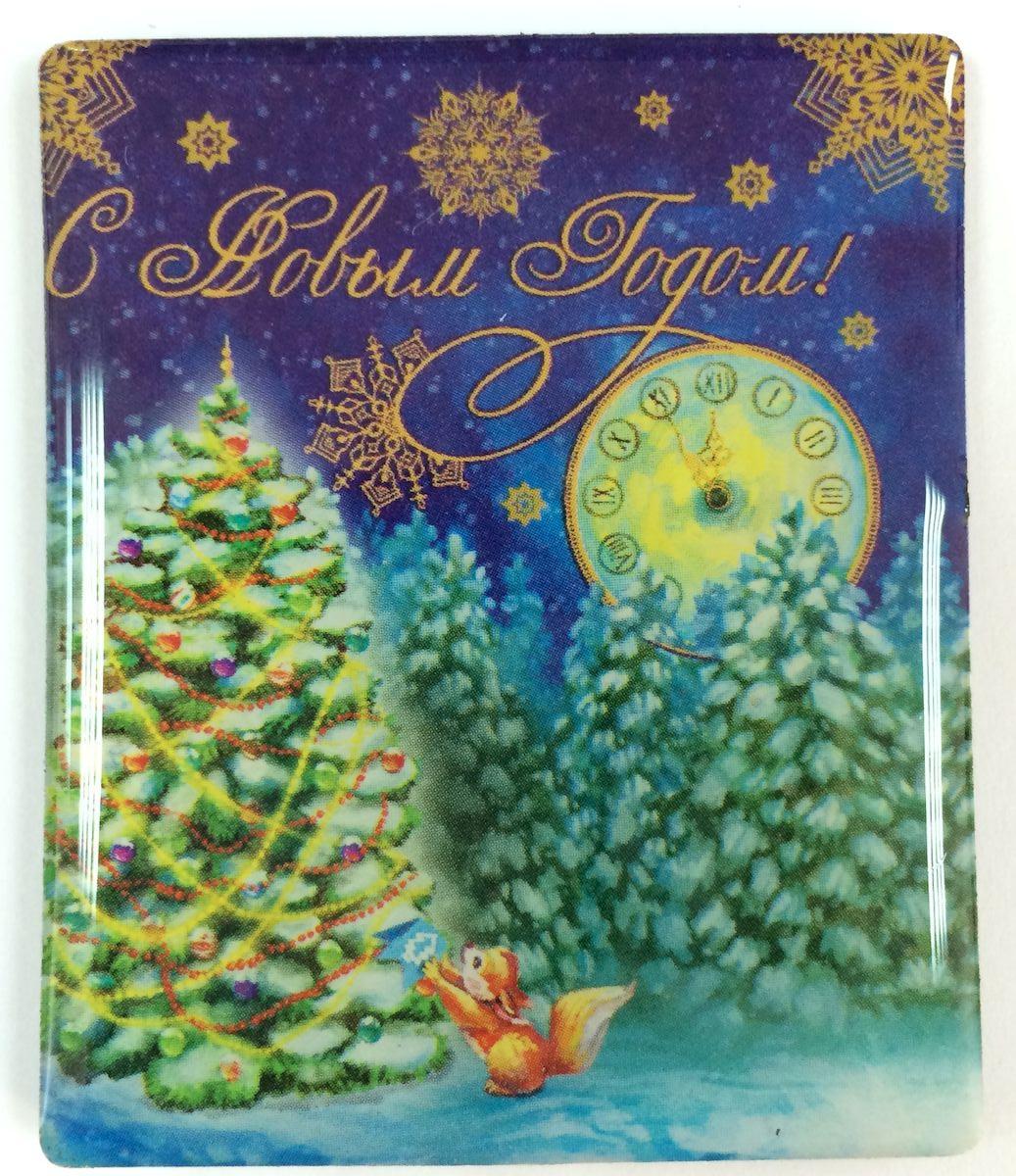 Магнит декоративный Magic Time Белочка в лесу, 6 х 5 см. 38371Брелок для ключейМагнит Magic Time Белочка в лесу, выполненный из агломерированного феррита, прекрасно подойдет в качестве сувенира к Новому году или станет приятным презентом в обычный день. Магнит - одно из самых простых, недорогих и при этом оригинальных украшений интерьера. Он поможет вам украсить не только холодильник, но и любую другую магнитную поверхность.Материал: агломерированный феррит.