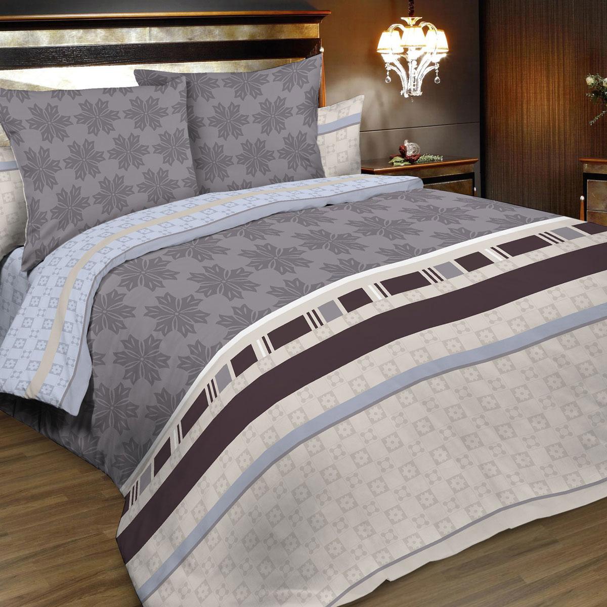 Комплект белья Letto, 1,5-спальный, наволочки 70х70. B180-3339574Комплект постельного белья Letto выполнен из классической российской бязи (хлопка). Комплект состоит из пододеяльника, простыни и двух наволочек.Постельное белье, оформленное оригинальным рисунком, имеет изысканный внешний вид. Пододеяльник снабжен молнией.Благодаря такому комплекту постельного белья вы сможете создать атмосферу роскоши и романтики в вашей спальне. Уважаемые клиенты! Обращаем ваше внимание на тот факт, что расцветка наволочек может отличаться от представленной на фото.