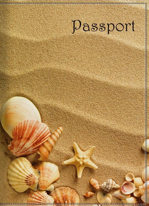 Обложка для паспорта женская КвикДекор Песок и морская звезда, цвет: бежевый. DC-15-0048-193247Оригинальная, яркая и качественная обложка для паспорта КвикДекор Песок и морская звезда изготовлена из качественной экокожи. Подходит для всех видов паспортов, как общегражданских, так и заграничных. Изображение устойчиво к стиранию. Изделие раскладывается пополам.Яркий современный дизайн, который является основной фишкой данной модели, будет радовать глаз.