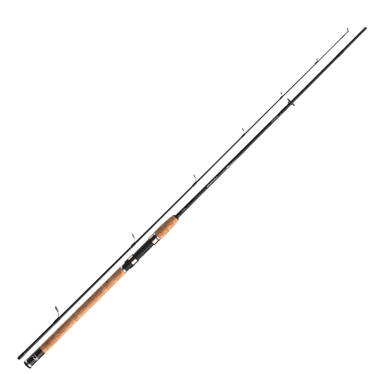 Спиннинг штекерный Daiwa Crossfire CF802MFS-AD 2,40м (15-40г) спиннинг штекерный daiwa crossfire cf1002hfs ad