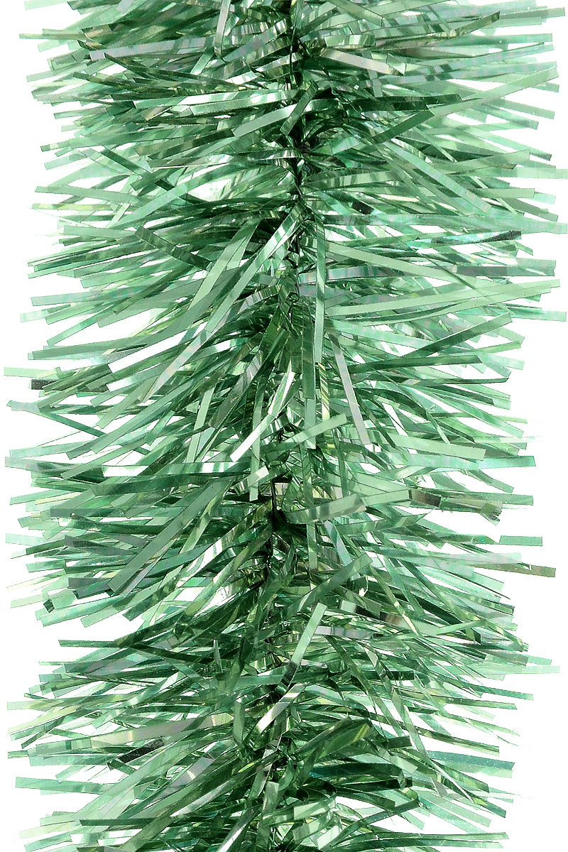Мишура новогодняя House & Holder, цвет: зеленый, диаметр 4 см, длина 200 смNLED-454-9W-BKМишура новогодняя House & Holder, выполненная из полиэстера, поможет вам украсить свой дом к предстоящим праздникам. Новогодняя елка с таким украшением станет еще наряднее. Новогодней мишурой можно украсить все, что угодно - елку, квартиру, дачу, офис - как внутри, так и снаружи. Можно сложить новогодние поздравления, буквы и цифры, мишурой можно украсить и дополнить гирлянды, можно выделить дверные колонны, оплести дверные проемы.
