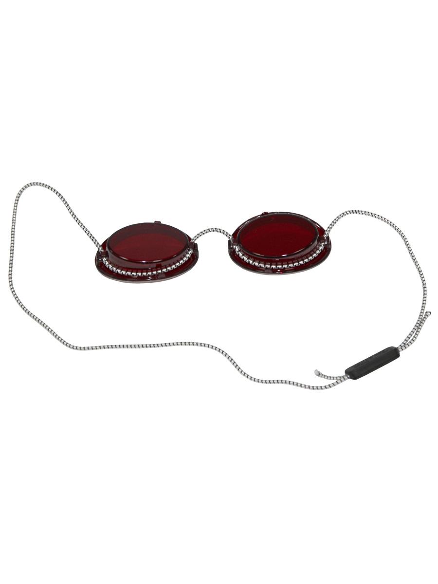 Очки для солярия т.м. Georg Schmerler GmbH & Co KG (красные)2218Очки необходимы для защиты сетчатки глаз от УФ-лучей во время загара в солярии. Они предназначены для загара как в горизонтальном, так и вертикальном соляриях. Описание:Изготовлены из цветного пластика. Цвет красный. Предупреждение:Внимание! Недостаточно просто закрыть глаза во время сеанса загара в солярии. Это не поможет в полной мере оградить роговицу от негативного воздействия ультрафиолета. Загорать без очков категорически нельзя!