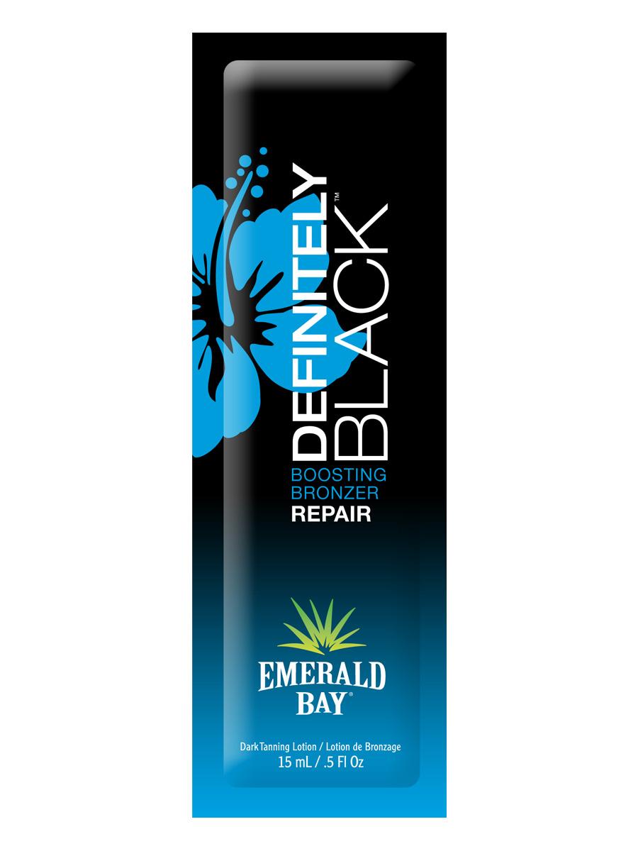 Emerald Bay Крем для загара в солярии Definitely Black, 15 мл