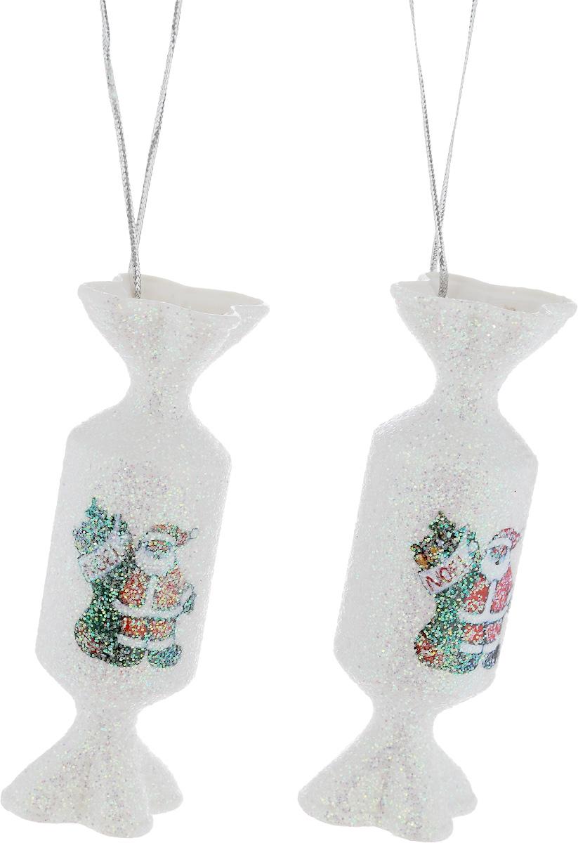 Набор новогодних подвесных украшений House & Holder Дед Мороз, 2 шт43879Набор новогодних подвесных украшений House & Holder Дед Мороз выполнен из пластмассы. С помощью специальной петельки украшения можно повесить в любом понравившемся вам месте. Но, конечно, удачнее всего оно будет смотреться на праздничной елке.Елочная игрушка - символ Нового года. Она несет в себе волшебство и красоту праздника. Создайте в своем доме атмосферу веселья и радости, украшая новогоднюю елку нарядными игрушками, которые будут из года в год накапливать теплоту воспоминаний.Размер: 3,5 х 3,5 х 9,5 см.Комплектация: 2 шт.