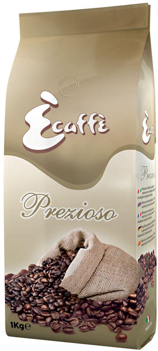 Caffitaly Ecaffe Prezioso кофе в зернах, 1 кг (с клапаном дегазации)89Эспрессо из 100% Арабики, выращенной в Центральной и Южной Америке. Обладает приятным и сбалансированным богатым ароматом и насыщенным вкусом. Благодаря низкому содержанию кофеина кофе можно наслаждаться каждый день. Кофе упакован в пакетысклапаномдегазации, что обеспечивает сохранность вкусовых и ароматических свойств зерен в течение всего срока годности. Состав: 100% Арабика. Крепость: 10/10. Количество: 1 кг. Срок годности: 18 мес. Регион: Бразилия, Эфиопия, Гватемала, Колумбия. Страна производства: Италия