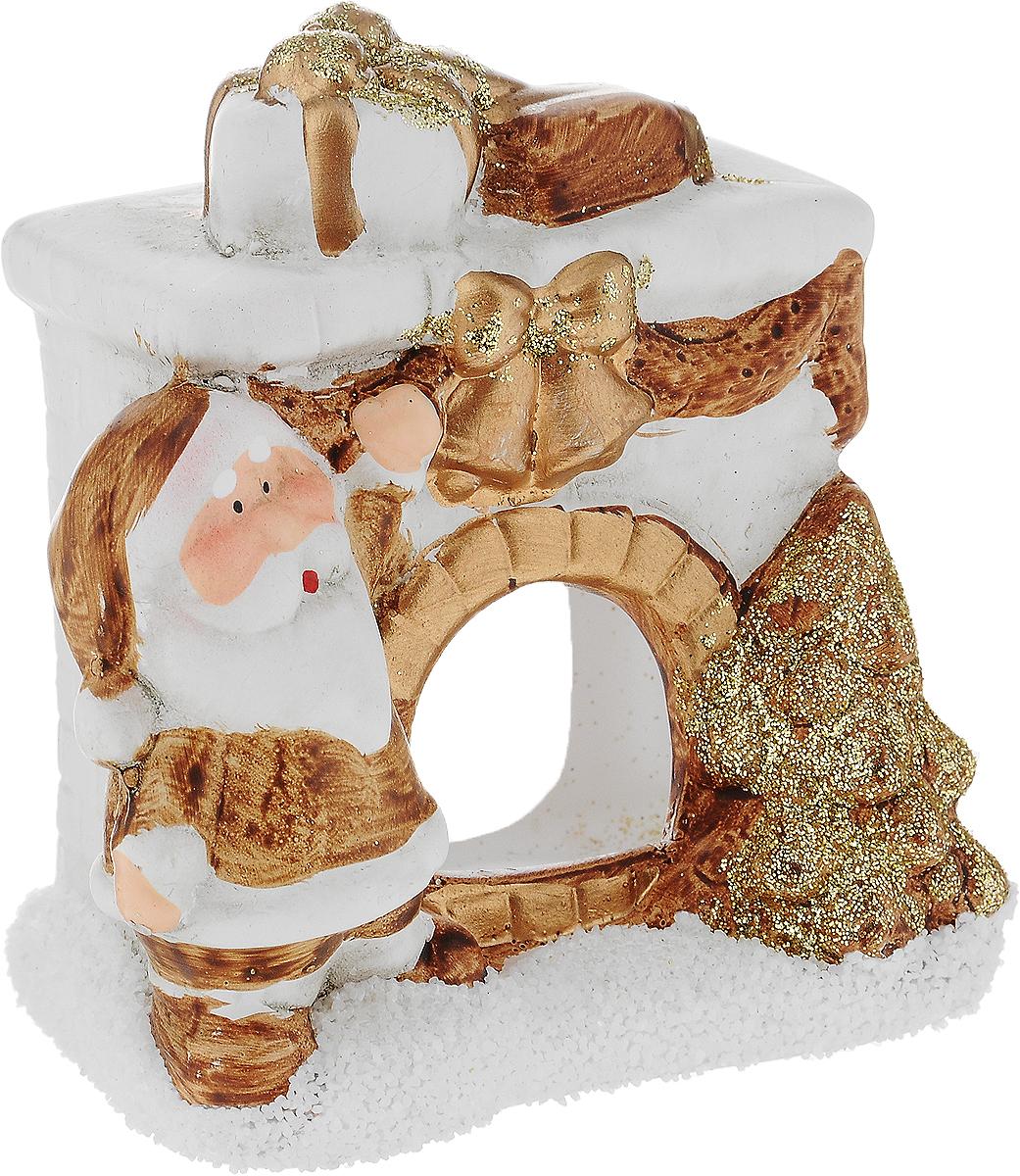 Фигурка деоративная House & Holder Печь, 9,5 х 6 х 9,5 смDP-B28-13545GФигурка декоративная House & Holder Печь, выполненная из керамики, станет оригинальным подарком для всех любителей необычных вещей. Изделие оформлено блестками. Изысканный сувенир станет прекрасным дополнением к интерьеру. Вы можете поставить фигурку в любом месте, где она будет удачно смотреться и радовать глаз.
