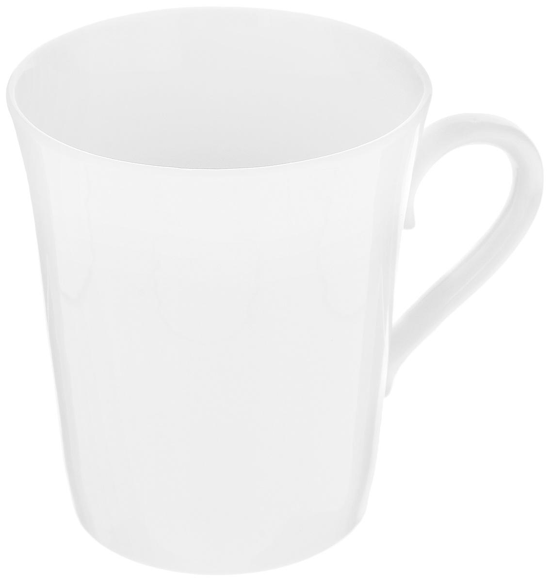 Кружка Фарфор Вербилок Ленинградский, 400 мл115510Кружка Фарфор Вербилок Ленинградский способна скрасить любое чаепитие. Изделие выполнено из высококачественного фарфора. Посуда из такого материала позволяет сохранить истинный вкус напитка, а также помогает ему дольше оставаться теплым.Диаметр по верхнему краю: 9 см.Высота кружки: 10,5 см.