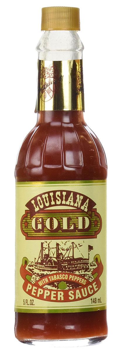 Louisiana Gold соус красный перечный, 148 мл2351Louisiana Gold - острый красный перечный соус, лучшая приправа к блюдам из мяса, птицы, морепродуктов. Может использоваться как ингредиент для приготовления, маринад.