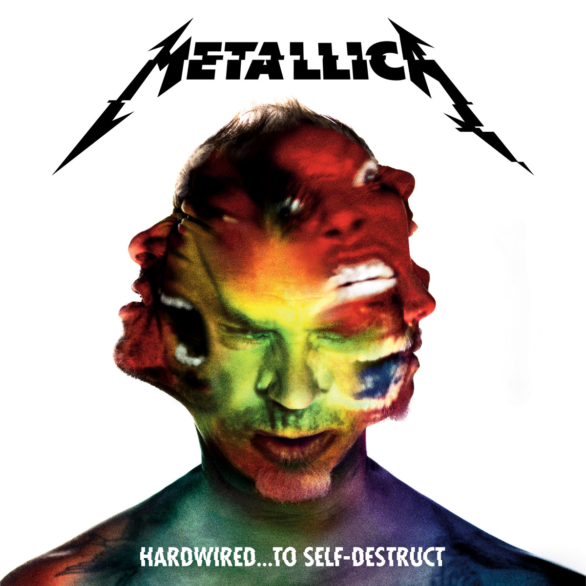 Metallica Metallica. Hardwired...To Self-Destruct. Coloured Vinyl Red (2 LP) metallica cunning stunts 2 dvd