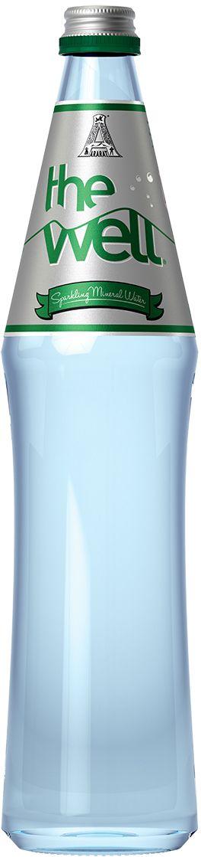 """Well Sparkling вода газированная минеральная столовая природная, 0,6 л010500-0001360Употребление воды """"Well Sparkling"""" поможет привести в норму водно-минеральный обмен организма, стимулирует систему пищеварения, благодаря сбалансированному природному минеральному составу.Хранить в защищенном от солнца помещениях при Т от +5 до +20°С."""