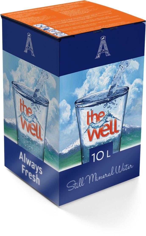 """Well Still BIB вода негазированная минеральная столовая природная, 10 л4850006310834Минеральная природная питьевая столовая негазированная. Эффект: употребление воды """"Well Still BIB"""" поможет привести в норму водно-минеральный обмен организма, стимулирует систему пищеварения, благодаря сбалансированному природному минеральному составу."""
