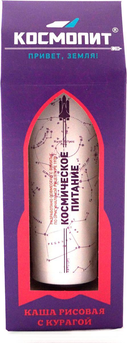 Космопит космическое питание каша рисовая с курагой, 165 г0120710Уникальный продукт, в составе есть всё необходимое. В упаковке находится беспламенный автономный подогреватель - КосмоГрелка. Теперь можно провести настоящий химический эксперимент прямо не выходя из дома или офиса. Спиртовая салфетка для дезинфекции горлышка тубы и рук. КосмоКлюч - для удобства выдавливания и, конечно, информационно-познавательный вкладыш, который не оставит вас без интересной истории на вечер.