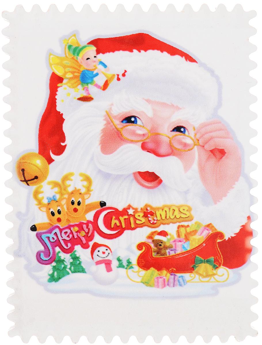 Магнит Merry Christmas, 8 х 6 см74-0060Магнит Merry Christmas, выполненный из керамики, прекрасно подойдет в качестве сувенира к Новому году или станет приятным презентом в обычный день. Магнит - одно из самых простых, недорогих и при этом оригинальных украшений интерьера. Он поможет вам украсить не только холодильник, но и любую другую магнитную поверхность.