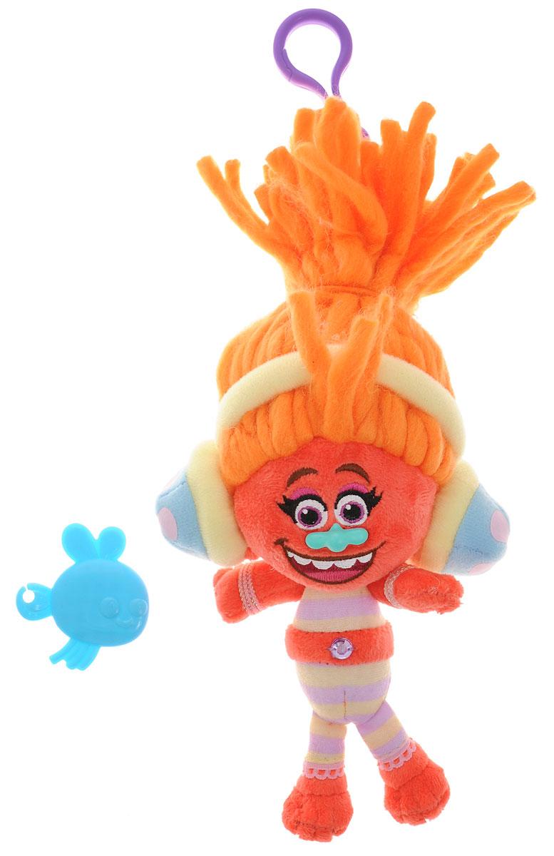 Zuru Брелок Тролль DJ Suki 6202 - Развлекательные игрушки