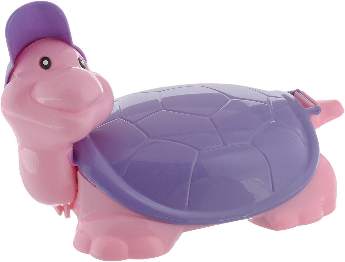 Щетка Indecor Черепаха, цвет: фиолетовый, розовыйМ 5201_салатовыйЩетка Indecor Черепаха, изготовленная из пластика, выполнена в виде черепахи. Она универсальна и прекрасно подойдет для поддержания чистоты. Благодаря оригинальному и дружелюбному дизайну такая щетка станет незаменимым инструментом в вашем доме. Для наилучшего эффекта щетку необходимо использовать вместе с чистящими средствами, рекомендованными для поверхностей, которые вы обрабатываете.Размер изделия: 12 х 20 х 12,5 см.Размер рабочей поверхности: 6,8 х 11 см.