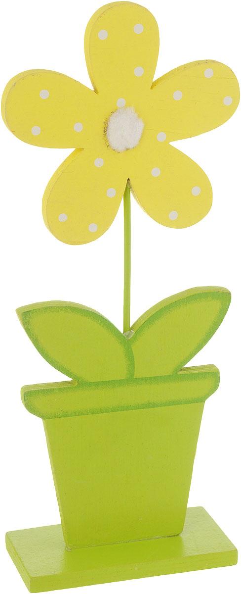 Фигурка декоративная House & Holder Пасха, высота 31 см670149Декоративная фигурка House & Holder Пасха изготовлена из дерева. Она выполнена в виде цветка в горшке. Такая фигурка будет оригинально смотреться в интерьере комнаты и станет прекрасным сувениром к любому случаю.Размер: 12 х 5,8 х 31 см.
