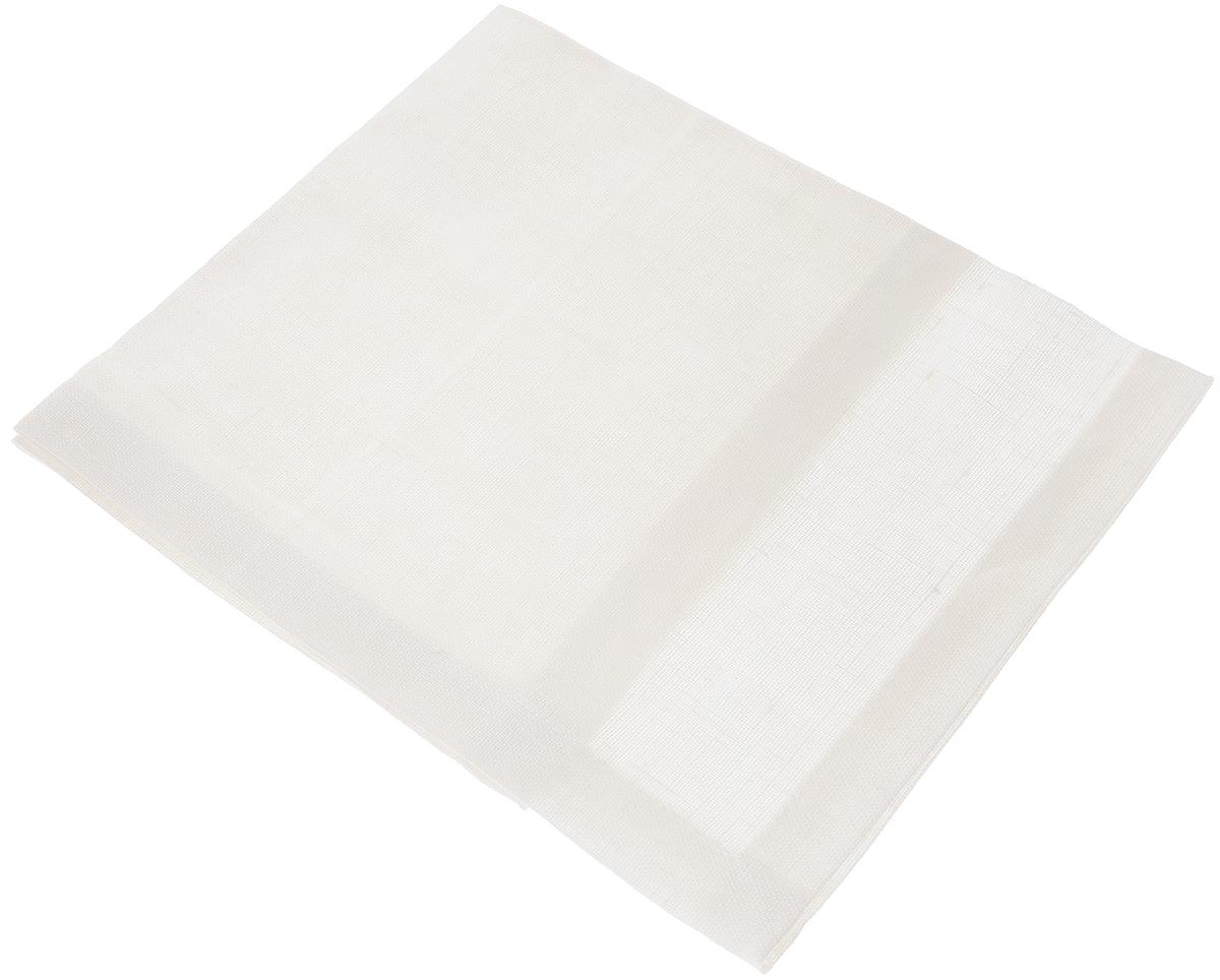 Салфетка для сервировки стола Гаврилов-Ямский Лен, 42 x 42 смVT-1520(SR)Салфетка Гаврилов-Ямский Лен, выполненная из натурального льна, является незаменимым элементом праздничной сервировки. Лён - поистине уникальный, экологически чистый материал. Изделия из льна обладают уникальными потребительскими свойствами.Салфетка из натурального льна придаст вашему дому уют и тепло.