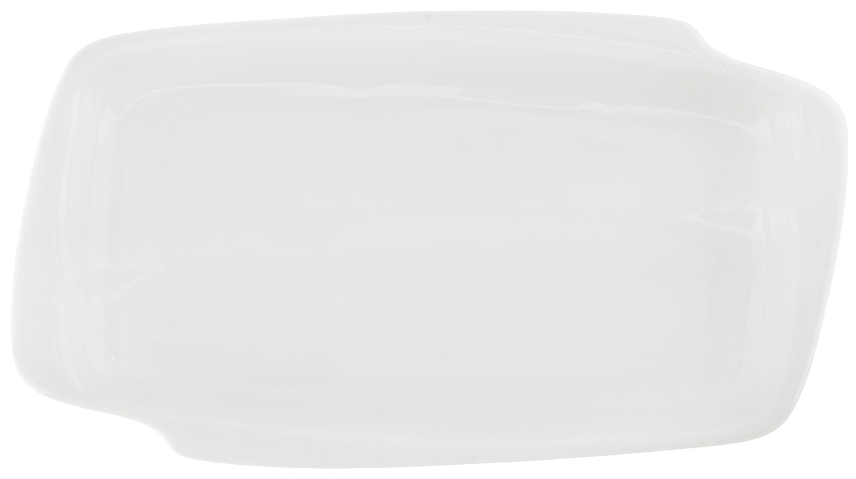 Селедочница Фарфор Вербилок, 18 х 10 см115510Селедочница Фарфор Вербилок изготовлена из высококачественного фарфора. Изделие идеально подходит для сервировки сельди в нарезке, а также разных видов закусок.Изумительное сервировочное блюдо-селедочница Фарфор Вербилок станет изысканным украшением вашего праздничного стола.Размеры селедочницы: 18 х 10 см.Высота: 2 см.